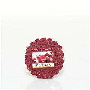Cranberry Ice Vaxkaka, Yankee Candle