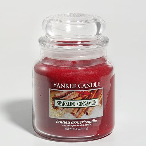 Sparkling Cinnamon