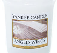 Angel´s Wings, Votivljus / Samplers, Yankee Candle