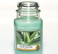 Aloe Water, Large Jar, Yankee Candle