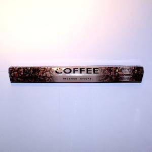 Coffee, kaffe, rökelse Krishan