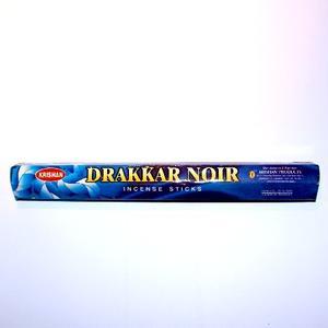 Drakkar Noir, rökelse Krishan