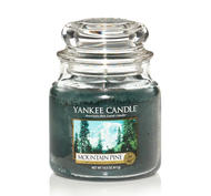 Mountain Pine, Medium Jar, Yankee Candle