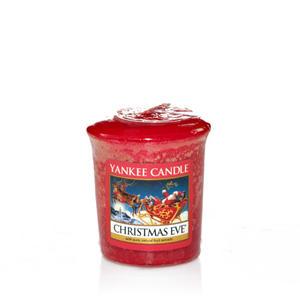 Christmas Eve, Votivljus samplers, Yankee Candle