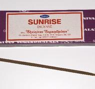 Sunrise, Satya 15g, rökelse