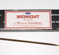 Midnight, Satya 15g, rökelse