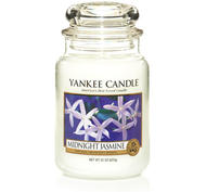 Midnight Jasmine, Large Jar, Yankee Candle