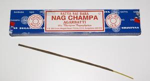 Nag Champa, Satya, 15 g, rökelse