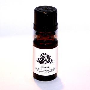 Lime, parfymolja