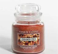 Cinnamon Stick, Medium jar, Yankee Candle