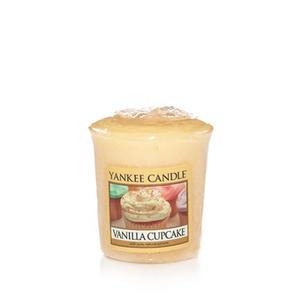 Vanilla Cupcake, Votivljus samplers, Yankee Candle