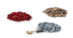 Lackpellets i olika färger