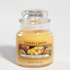 Mango Peach Salsa, Small jar, Yankee Candle