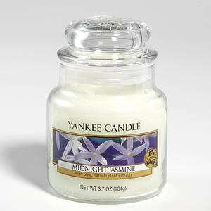 Midnight Jasmine, Small Jar, Yankee Candle