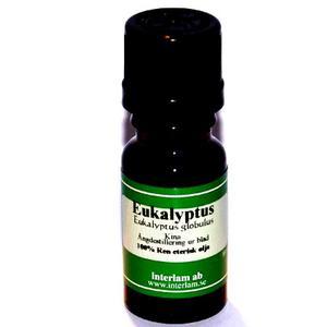 Eukalyptus, eterisk olja