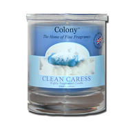 Clean Caress, Glasljus från Colony