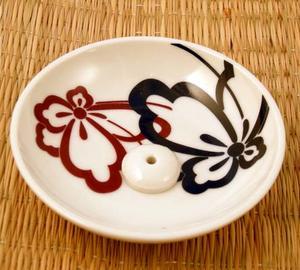 Fjärilsblomma, rökelsehållare