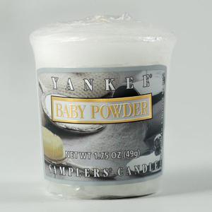 Baby Powder, Votivljus samplers, Yankee Candle