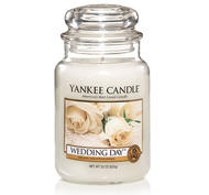 Wedding Day, Large Jar, Yankee Candle