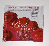 Love Letter, Wellness, Dresdner Essenz, Badpulver