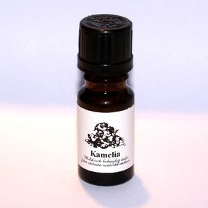 Kamelia, parfymolja