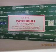 Patchouli, Satya, 15 g, rökelse
