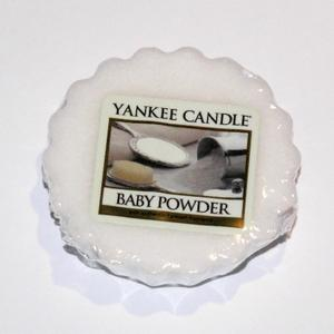 Baby Powder, Vaxkaka, Yankee Candle