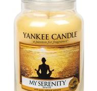 My Serenity, Large Jar, Yankee Candle