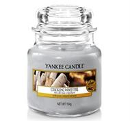 Crackling Wood Fire, Small Jar, Yankee Candle