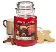 Christmas Memories, Large jar, Yankee Candle