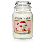 Strawberry Buttercream, Large Jar, Yankee Candle