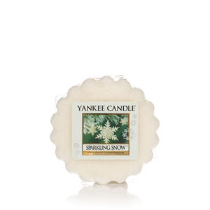 Sparkling Snow, Vaxkaka, Yankee Candle