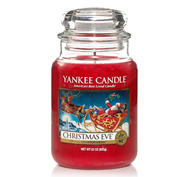 Christmas Eve, Large Jar, Yankee Candle