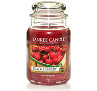 Black Cherry, Large jar, Yankee Candle