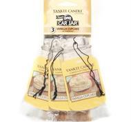Vanilla Cupcake, Bildoft 3-pack, Yankee Candle