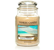 Sun & Sand,Large Jar, Yankee Candle