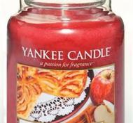 Tarte Tatin, Large jar, Yankee Candle