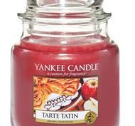Tarte Tatin, Medium jar, Yankee Candle
