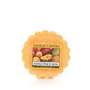 Mango Peach Salsa, vaxkaka, Yankee Candle