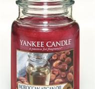 Moroccan Argan Oil, Large Jar, Yankee Candle