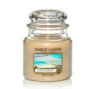 Sun & Sand, Medium Jar, Yankee Candle